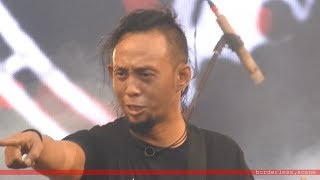 BURGERKILL - Under The Scars (HD) // live in MAGNUMOTION Bandung Chapter 2018 // Indonesia