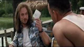 Escena de la película Forrest Gump