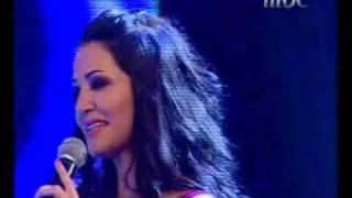 Diana Haddad - Zay Elsokkar - ( MBC EID CONCERT 2008 )