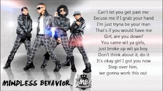 Mindless Behavior - Number One Girl [LYRICS ON SCREEN]