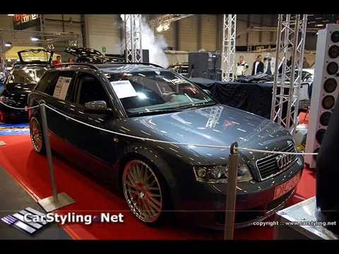 audi a4 avant tuning youtube. Black Bedroom Furniture Sets. Home Design Ideas