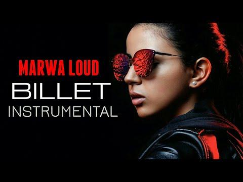 Marwa Loud - Billet [INSTRUMENTAL] | Prod. by IZM