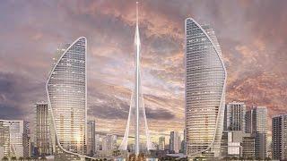 دبى تشيد برج جديد أطول من برج خليفة بتكلفة مليار دولار