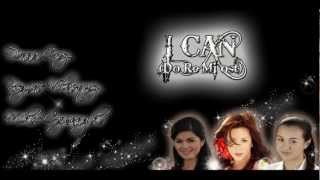 I Can- Instrumental with back-up vocals and lyrics on the screen