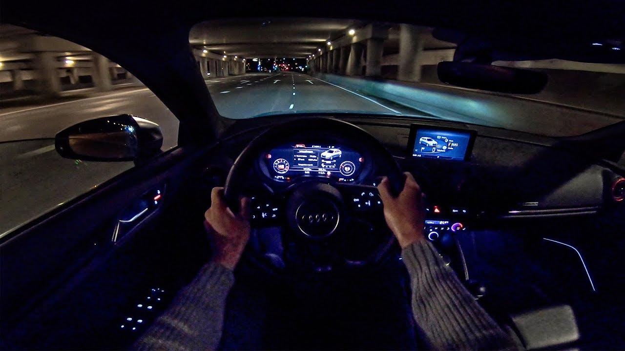 2020 AUDI S3 150HP TEST DRIVE (POV) - YouTube