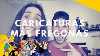 TOP CARICATURAS  + FREGONAS FT DANIEL SADITA