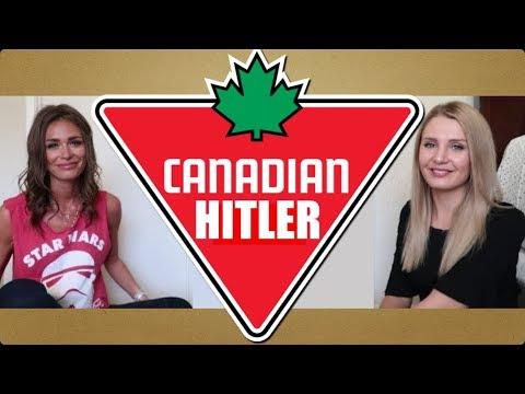 Faith Goldy: Canadian Hitler. ⓐⓡ⊞ⓘⓞ