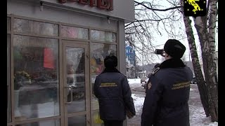 Госадмтехнадзор проверил цветочные магазины