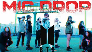 [K-POP IN PUBLIC COLOMBIA] _방탄소년단 _ BTS_ MIC DROP_ DANCE COVER_AETERNUM DANCE CREW