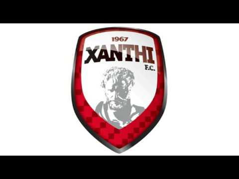 ΥΜΝΟΣ ΠΑΕ ΞΑΝΘΗ ΑΟ // Xanthi FC Hymn