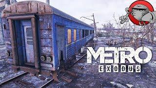 Metro Exodus - ВАГОН (Прохождение #8)