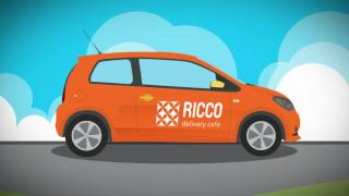 Ricco Delivery Cafe   Все в одной доставке