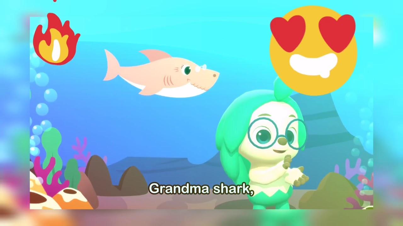Baby Shark   Dance   Faster Baby Shark Dance   Songs for ...