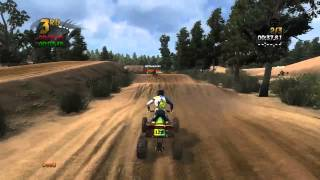 MX vs. ATV Reflex JamieT Compound ATV Race