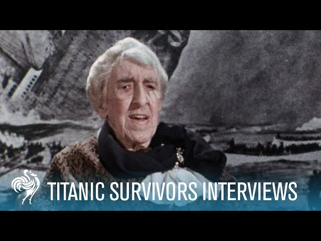 10 Stories From Titanic Survivors That Describe What The Sinking Was Actually Like