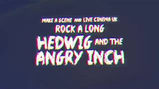 HEDWIG AND THE ANGRY INCH BFI MUSICALS TOUR TEASER TRAILER 2019