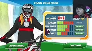 MTB Hero Game Online