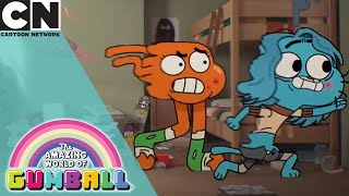 The Amazing World Of Gumball | Stop Clicking! | Cartoon Network UK