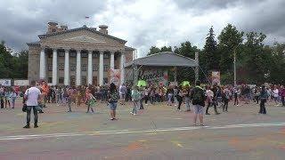 В Жуковском отметили День молодёжи