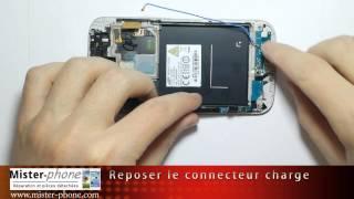 Samsung Galaxy S4 changer ecran LCD vitre tactile chassis Tutoriel HD 1080p i9505 i9506