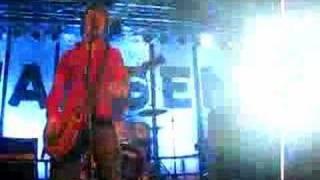 Madsen - Wenn der Regen (Konzert in Dresden am 12.04.08)