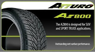 Atturo AZ800 Performance Tire Review.... THUS FAR...