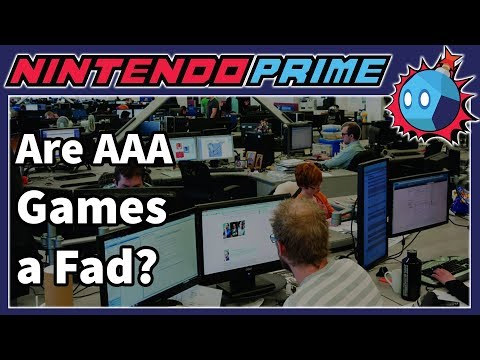 "Are AAA Video Game Studios ""Mindless""? 