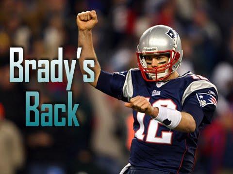 """Brady's Back"" - Parody of Eminem (Without Me)"