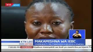 Wafula Chebukati: Hatuna afisi kwa makamshina waliojiuzulu
