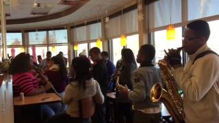 Ridgeway High School Band and Orchestra Chick-fil-a   Wes Lebo