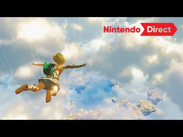『ゼルダの伝説 ブレス オブ ザ ワイルド』続編 [Nintendo Direct | E3 2021]
