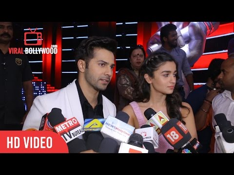 Varun Dhawan favourite Song From the Album - Badrinath Ki Dulhania | Viralbollywood
