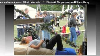 Landsbygdsminister Eskil Erlandsson * Sverige - Det Nya Matlandet