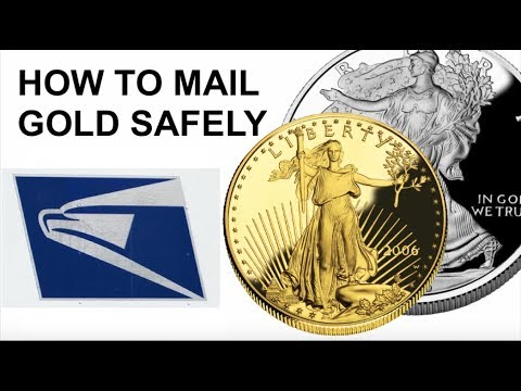 How to Ship Silver & Gold Safely with USPS Registered Mail | SDBullion.com