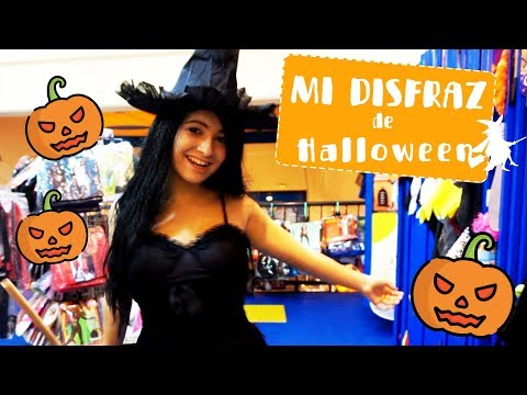 Mi disfraz de Halloween  Carlota Boza