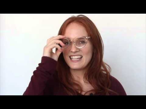 Warby Parker | Comparing Newton and Chelsea Eyeglass Frames - YouTube