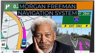 Repeat youtube video Morgan Freeman GPS commercial