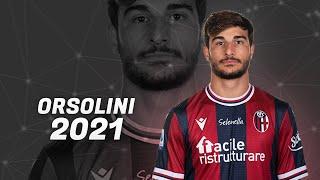 Riccardo Orsolini - Amazing Skills, Goals & Passes - 2021