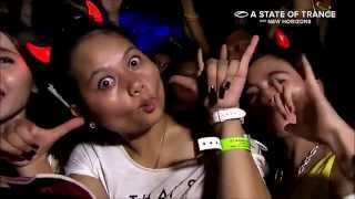 Armin Van Buuren - Concrete Angel Live at Jakarta ( Gareth Emery Feat Christina Novelli )