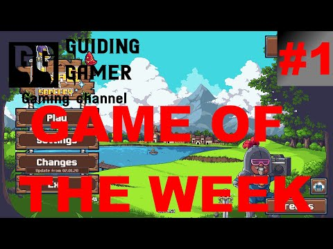 Game Of The Week 1: Swag And Sorcery. |