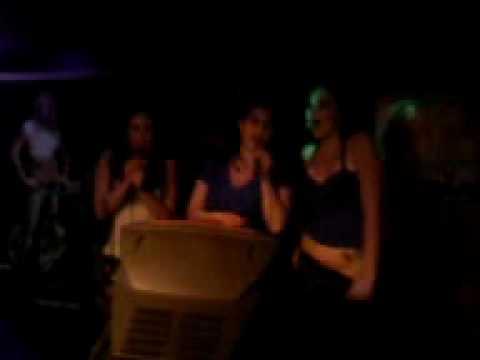 Karaoke 3some !!! Lol