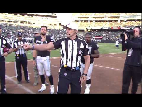 Ed Hochuli calls Oakland Raiders Los Angeles, oops!