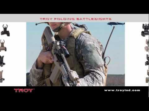 Troy Industries Folding BattleSights