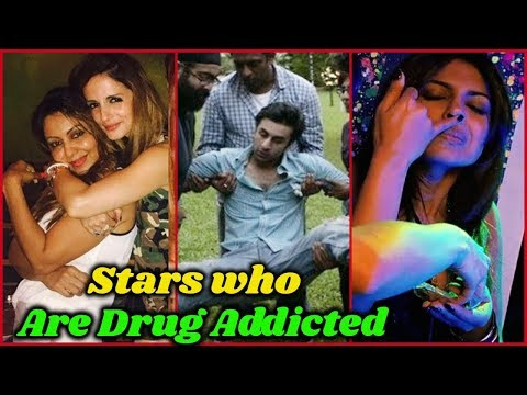 Bollywood Stars Who Are Drug Addicted