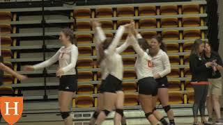 Volleyball vs Rhodes Highlights