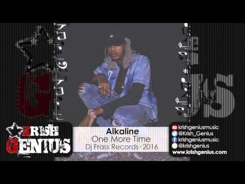Alkaline - One More Time (Raw) All Inclusive Riddim - February 2016