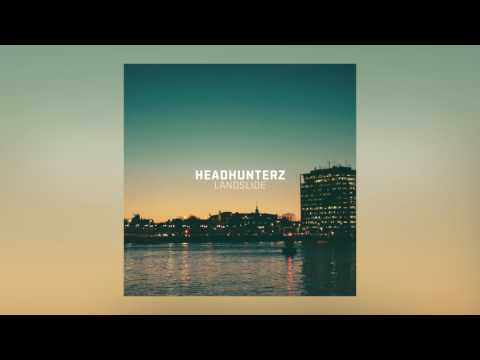 Headhunterz - Landslide (Cover Art)