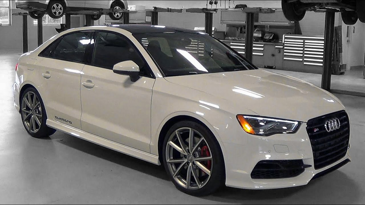2016 audi s3 review youtube. Black Bedroom Furniture Sets. Home Design Ideas