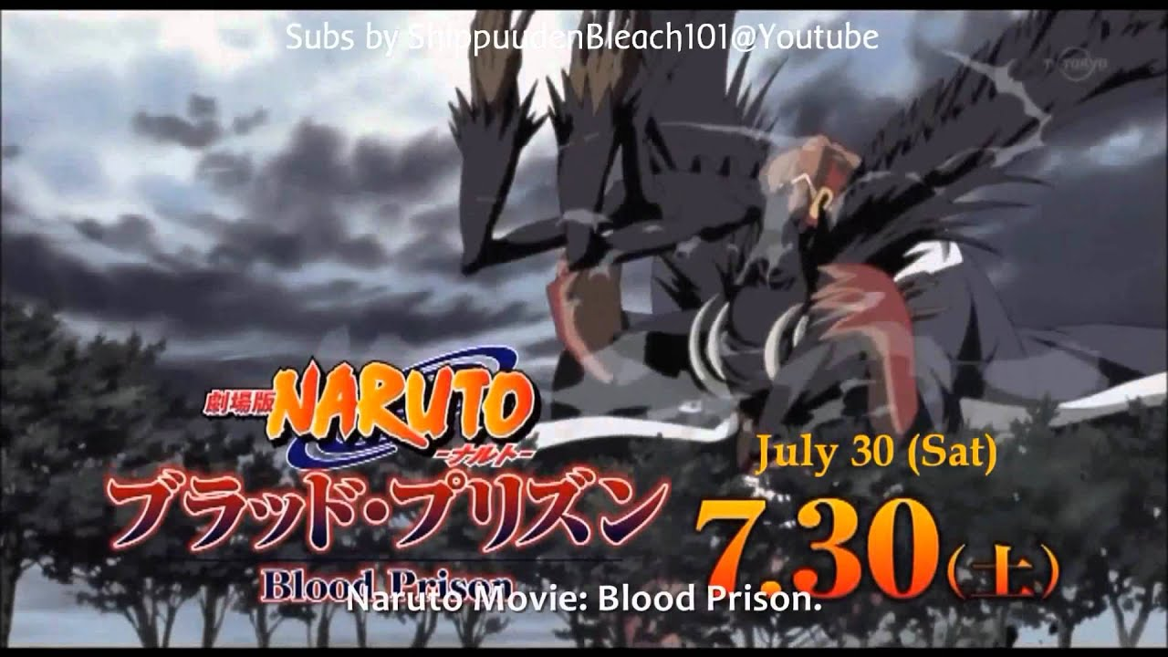 The Last Naruto The Movie Trailer English Subbed Youtube