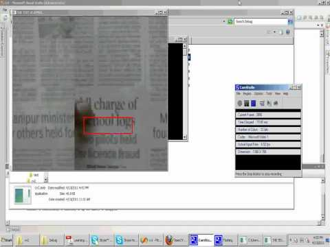 Finger tracking in OpenCV (Development Stage)